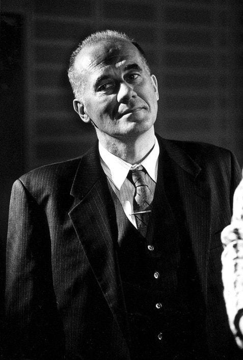 Hanns Zischler in einem Filmportrait