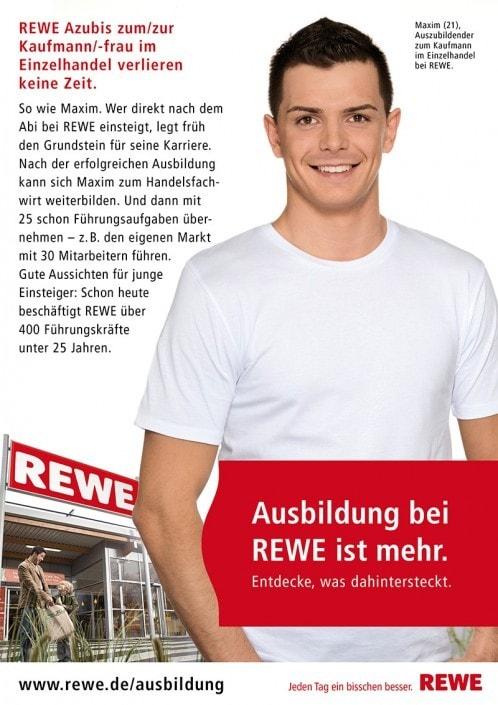 Fotostudio Düsseldorf fotografiert eine Werbekampagne mit Azubis