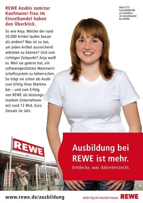 People und Menschenfotografie für Werbeplakate in Düsseldorf