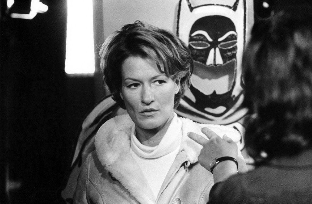 Suzanne von Borsody in einem Film von Margarethe von Trotta