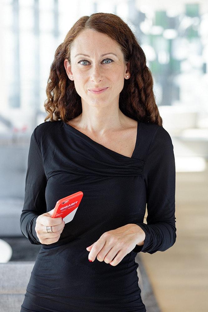Anna Dimitrova, Geschäftsführerin Strategy & Digital bei Vodafone