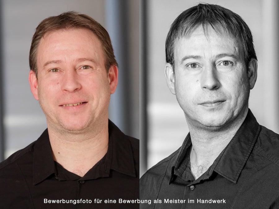Auch Handwerker brauchen die besten Bewerbungsfotos in Düsseldorf